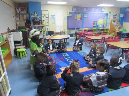 Our future germinates in Kindergarten