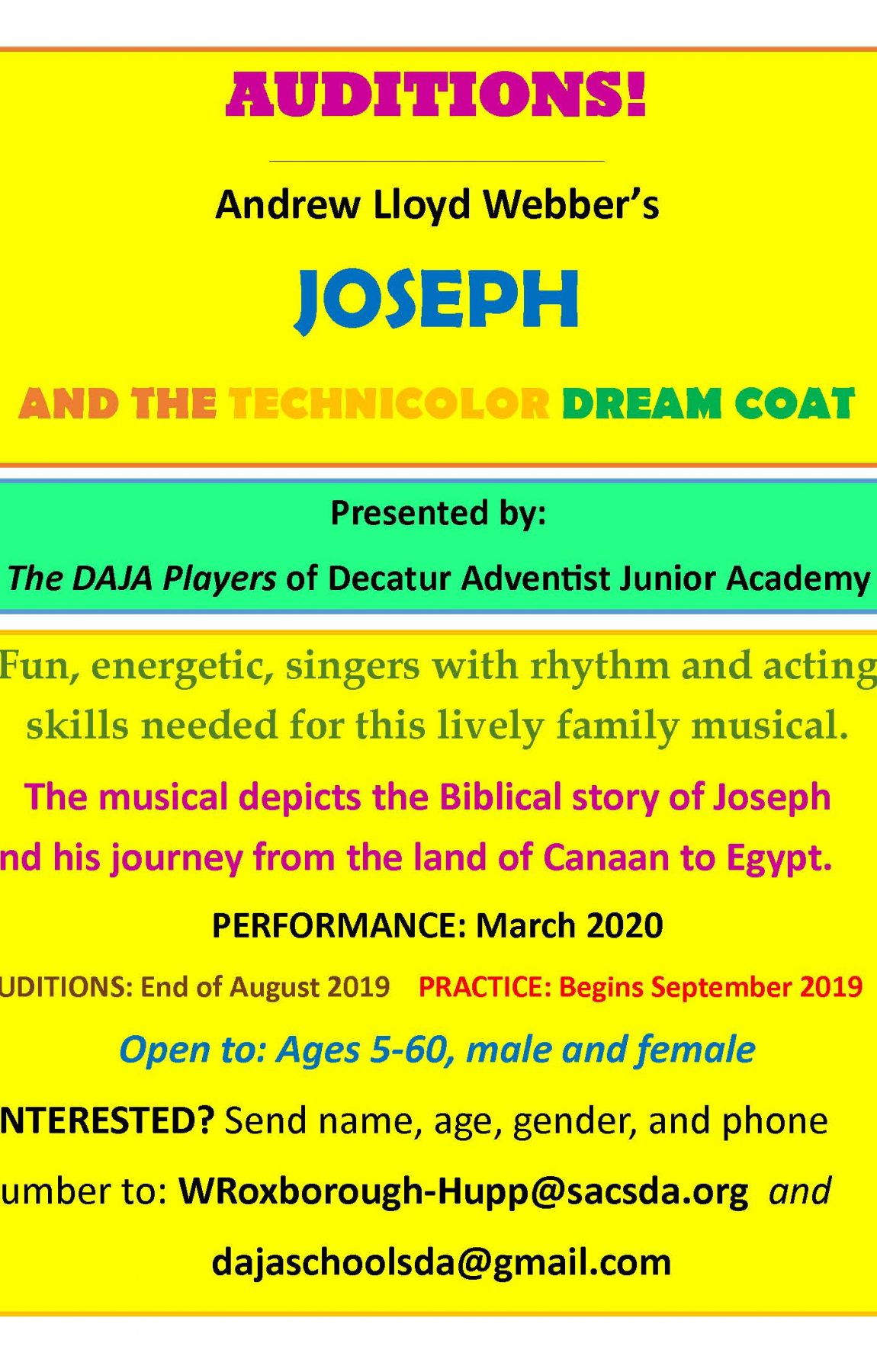 Auditions for Joseph_Page_1